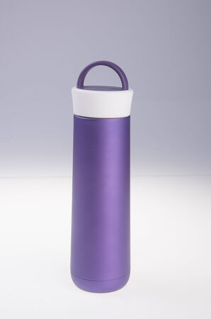 Thermo or Thermo flask on a background new 写真素材 - 137743697