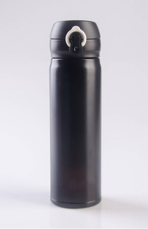 Thermo or Thermo flask on a background new 写真素材 - 137743709