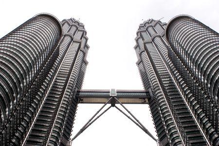 petronas: Torres Gemelas Petronas en Kuala Lumpur