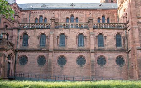 St. Johannis Church in Freiburg Breisgau
