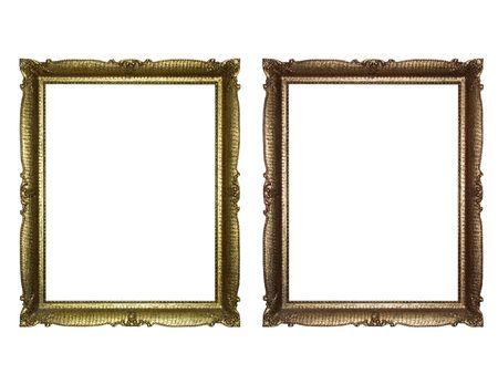 massive old stylistic frame 03 Stock Photo - 3838665