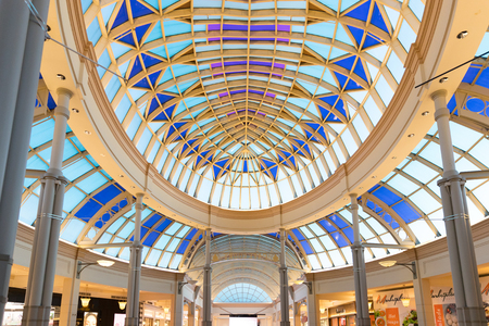 Philadelphia, Pennsylvania, May 21, 2018: Prussia Mall in Philadelphia Editorial