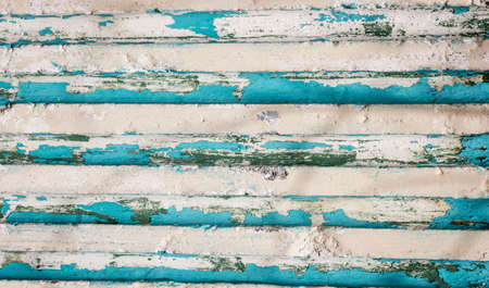 tans: horizontal image of a blank background of tans and blues in a stripe pattern . Stock Photo