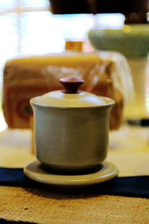 sparce: Chinese Tea Set with cup