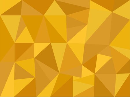 Modern gradient triangle background texture made out of triangles of different sizes in vector art, to be used as background,texture for sites,posters. Low Poly texture Illusztráció