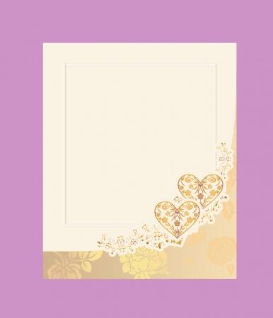 greeting, decoration, bride, celebration, ring, card, love, illustration, frame, painting, backgrounds, wedding, art, romance, flowers, anniversary, blank, flower, holiday, symbol, wife, shape, design, gold, husband, mail, invitation, elegance, ornate, st illustration