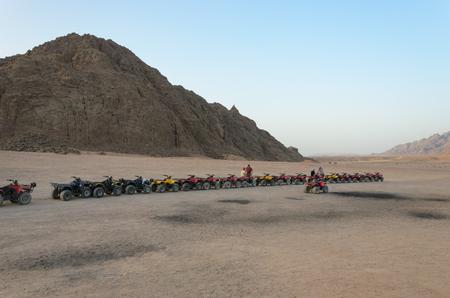 excursions: ATV safaris. Excursions in Egypt.