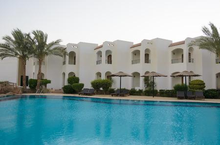 el sheikh: View Hotel in Sharm El Sheikh, Egypt.