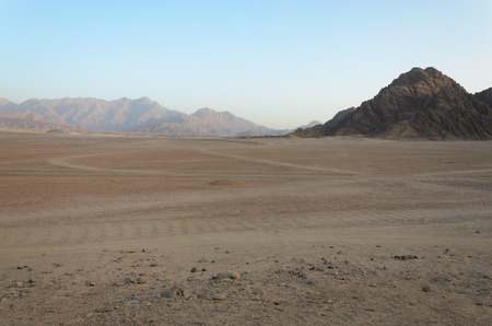 excursions: Desert in Africa. ATV safaris. Excursions in Egypt.