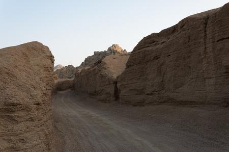 Desert in Africa. ATV safaris. Excursions in Egypt.