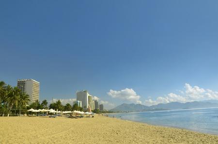 trang: Beach in Vietnam, Nha Trang