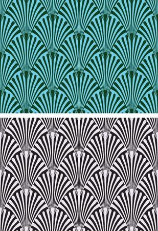 de fondo sin fisuras con el efecto de tejer. Las escamas de pescado Ilustración de vector