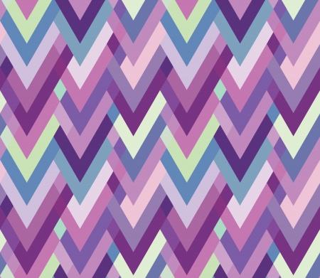 asymmetric: Asymmetric seamless herringbone inlay  Multicolored zigzag