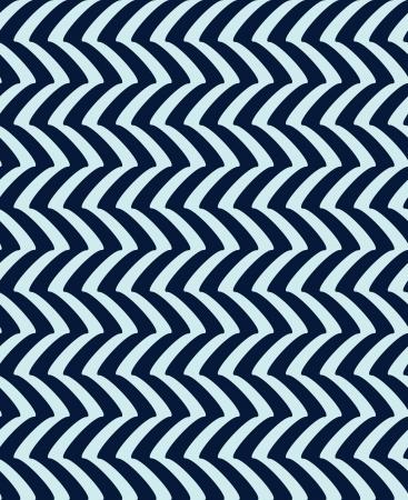 Seamless blue decor  Broken lines create the illusion of volume