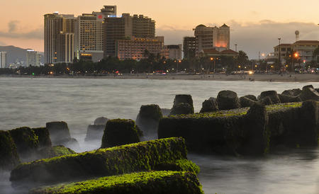 urbanistic: Urbanistic  sunset  sea view Nha Trang, Vietnam