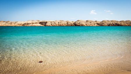 sinai: Lake of wishes, Ras Mohamed, Sinai, Egypt