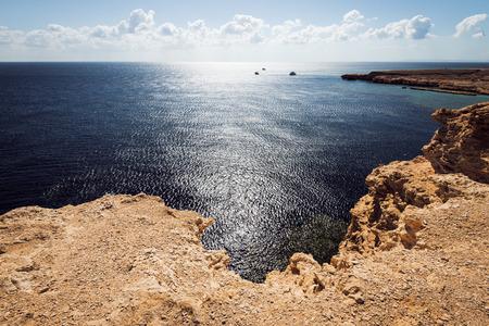 mohammed: National park Ras Mohammed in Sinai, Egypt. Stock Photo