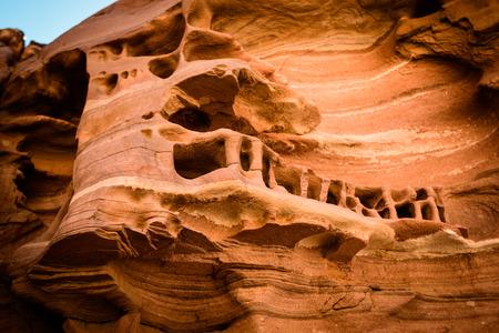 sinai: Coloured Canyon in the Sinai desert, Egypt