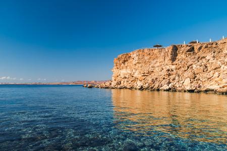 el sheikh: Red Sea coast in Egypt, Sharm el sheikh