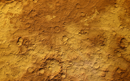 Mars  Scientific illustration - texture of far away planet  in deep space