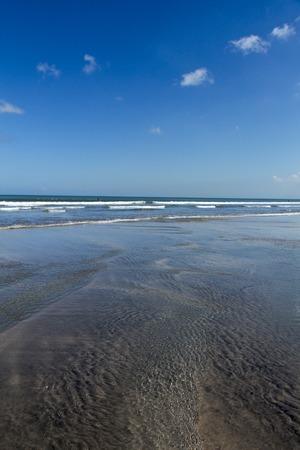 kuta: View of beautiful Kuta beach, Bali, Indonesia