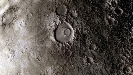 luna: Moon scientific illustration Procedural generated image 3d