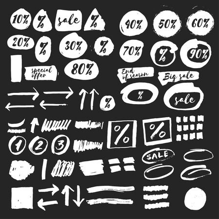 spatters: Vector ink stains, spatters for sale and any kind of design