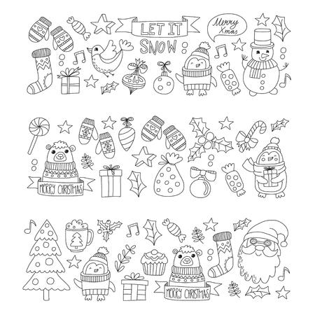 Kerstmis Nieuwjaar ontwerp. Stockfoto - 85213574