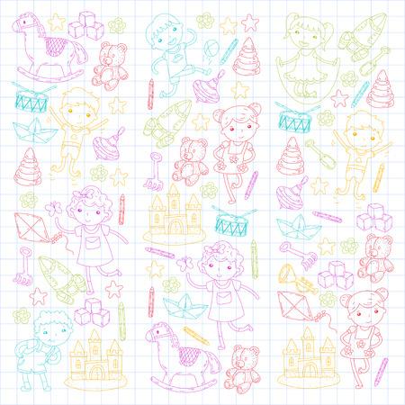 知識想像ファンタジー子供図面スタイル創造的な教育概念幼稚園学校幼稚園保育園