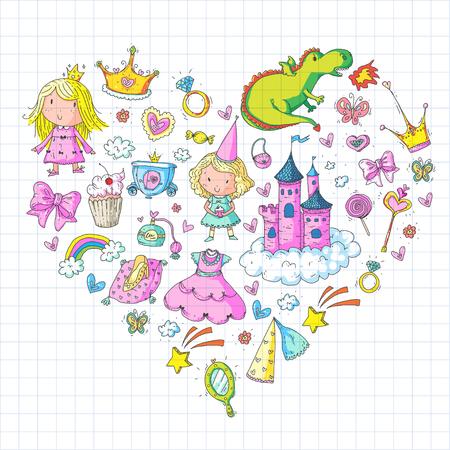 Big Bundle cute collection of beautiful princesses