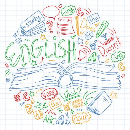 Sprachschule für Erwachsene, Kinder. Englischkurse klasse