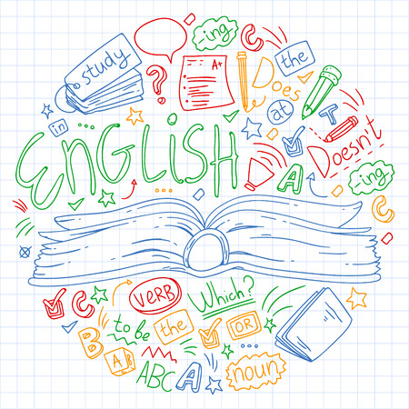 Taalschool voor volwassenen, kinderen. Engelse cursussen klasse