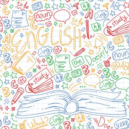Escuela de idiomas para adultos, niños. Clase de cursos de ingles