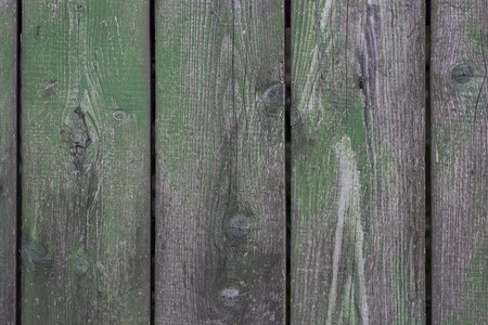spall: old wood vintage texture painted green with cracked color, background for web
