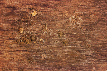 flaws: Grunge Wooden Cracked Background or texture with mud