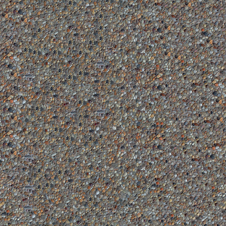 Pebble or shingle seamless texture or background