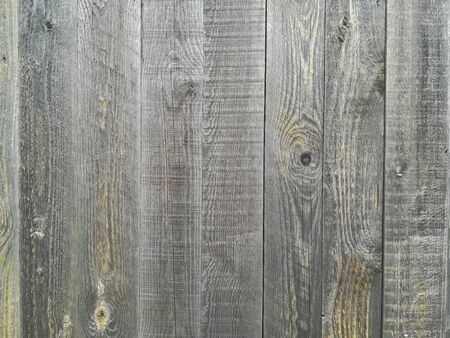 Wooden Wall Planking Texture. Planed Old boards. Rustic Abstract Horizontal Background. Stok Fotoğraf