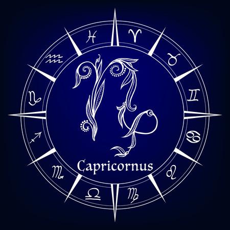 capricornus: Zodiac sign Capricornus
