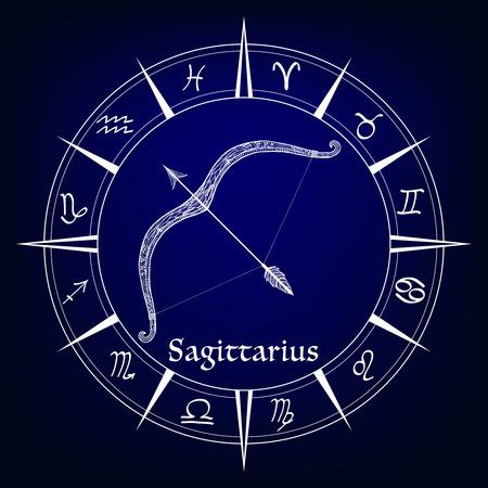 bowman: Zodiac sign Sagittarius