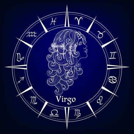 virgo: Signo zodiacal de Virgo