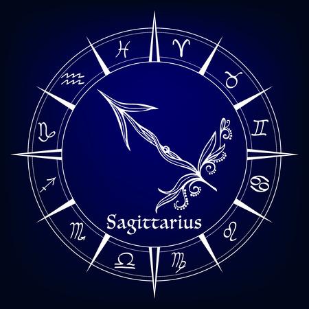 sagitario: Signo zodiacal Sagitario