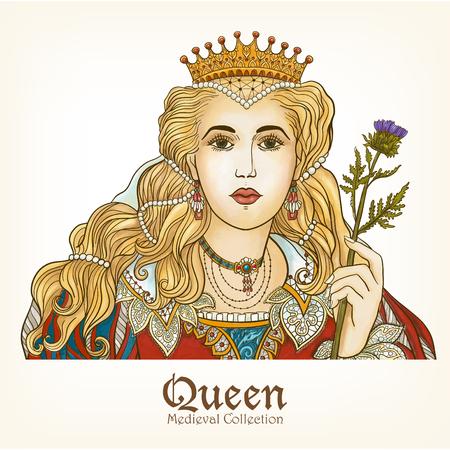 Medieval Queen.