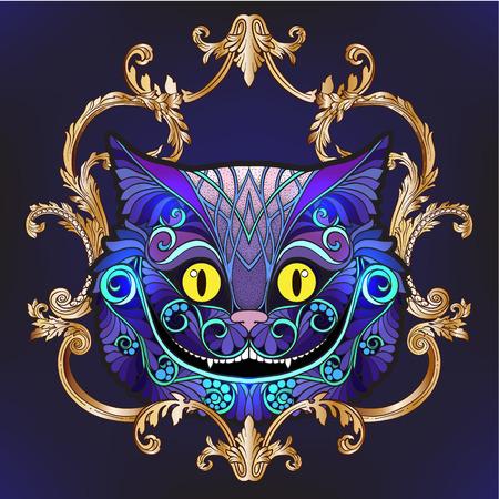 猫の頭 写真素材 - 86744456