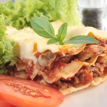 lasagna Stock Photo - 11373792
