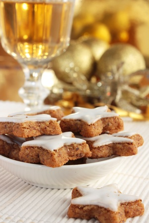 sherry: Christmas cookies and sherry