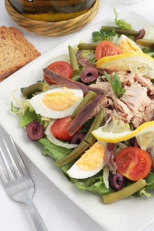 Nicoise Salad photo