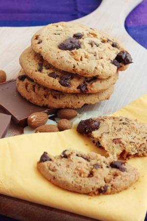 flaked: Homemade Chocolate Cookies
