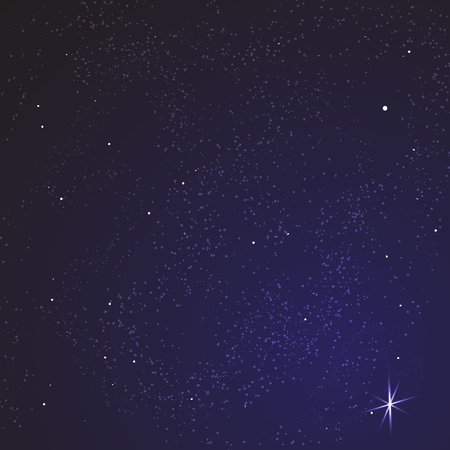 planetarium: Vector Universe background for presentation or broshure design. Star and space template.