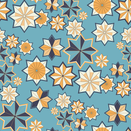 western wall: Traditional ornamental pattern. Ornament seamless background . You can use this pattern in your design.