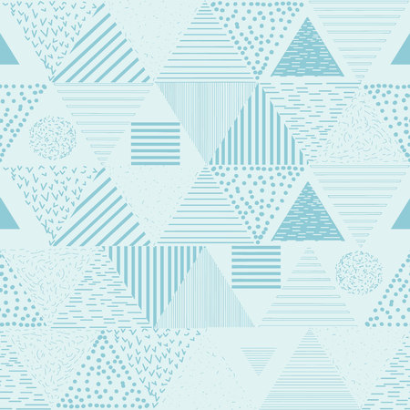 native american baby: Ethnic seamless patterns. Tribal geometric backgrounds. Modern abstract wallpaper.